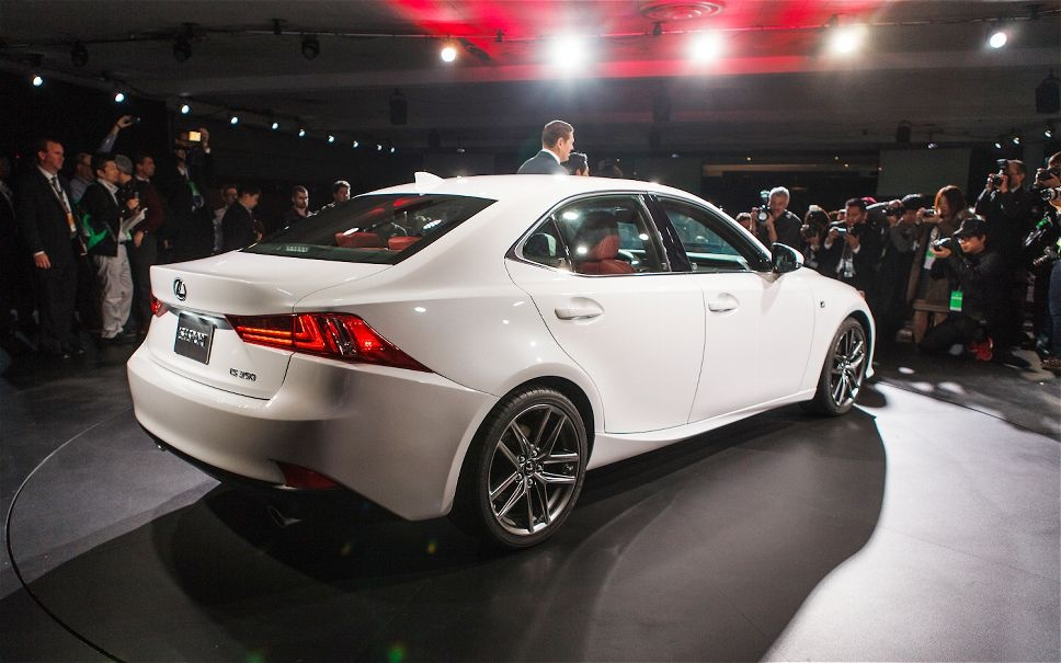 New Car News: 2014 Lexus IS350 F Sport U201cfun To Driveu201d